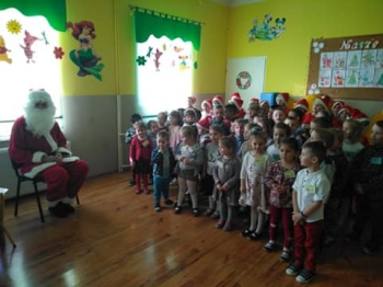 Spotkanie z Mikołajem 2019