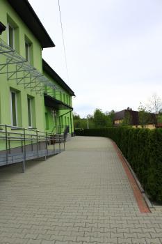 Budynek Szkoły w Gródku