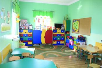 Szkoła w Gródku - Oddział przedszkolny
