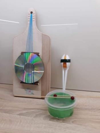 Niezwykłe instrumenty grające