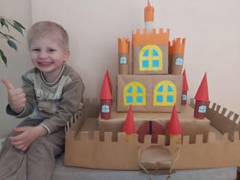 Baśniowy zamek...