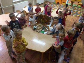 Dzień Drzewa - Oddział Przedszkolny