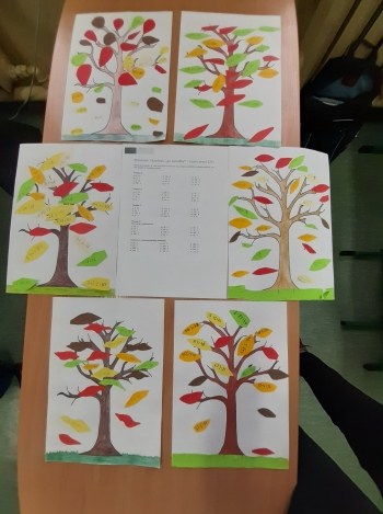 Dzień Drzewa - klasa VIII