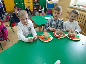 Dzień Jeża w oddziale przedszkolnym