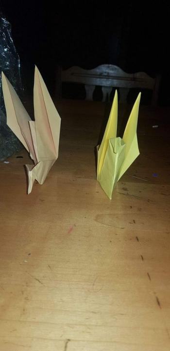 Zajęcia kreatywne - klasa II