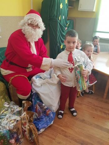 Wizyta Mikołaja w Przedszkolu (11)