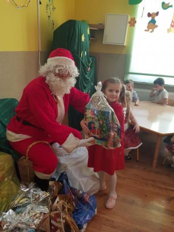 Wizyta Mikołaja w Przedszkolu (12)