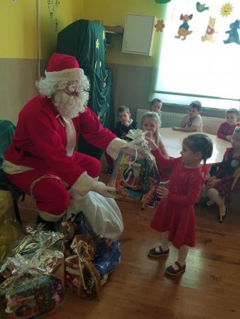 Wizyta Mikołaja w Przedszkolu (13)