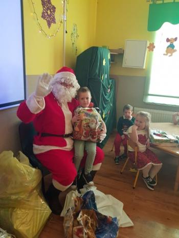 Wizyta Mikołaja w Przedszkolu (18)