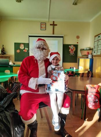 Wizyta Mikołaja w Przedszkolu (28)