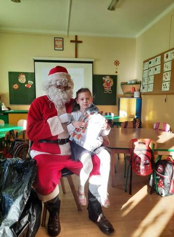 Wizyta Mikołaja w Przedszkolu (29)