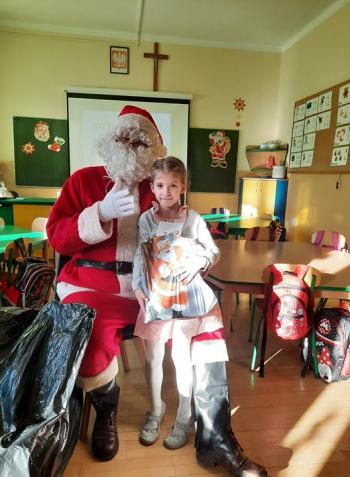 Wizyta Mikołaja w Przedszkolu (30)