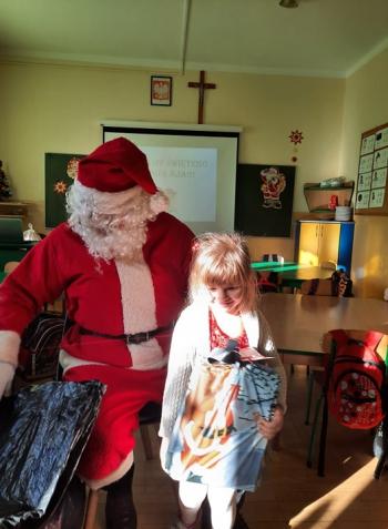 Wizyta Mikołaja w Przedszkolu (31)