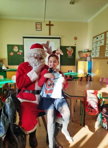 Wizyta Mikołaja w Przedszkolu (33)