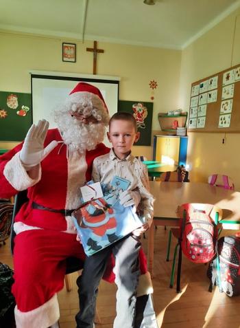 Wizyta Mikołaja w Przedszkolu (41)