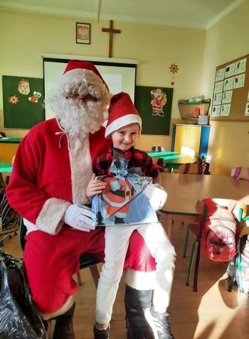 Wizyta Mikołaja w Przedszkolu (42)