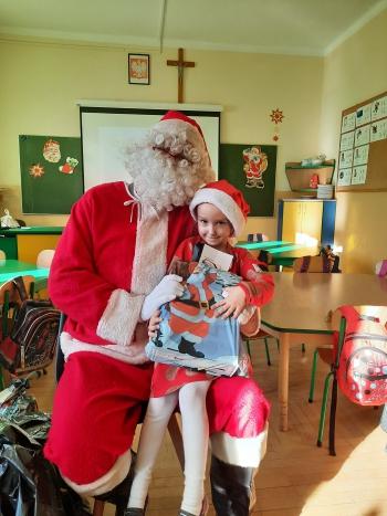 Wizyta Mikołaja w Przedszkolu (46)