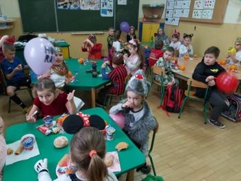 Zabawa karnawałowa - Oddział Przedszkolny (13)