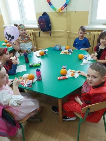 Zabawa karnawałowa - Oddział Przedszkolny (10)