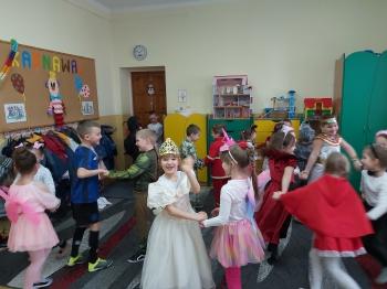 Zabawa karnawałowa - Oddział Przedszkolny (19)