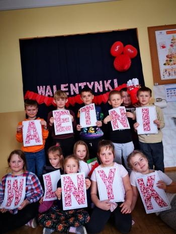 Walentynki - kl. I-III (8)