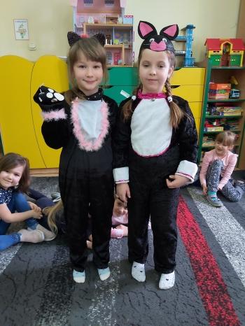 Dzień Kota w oddziale przedszkolnym (9)