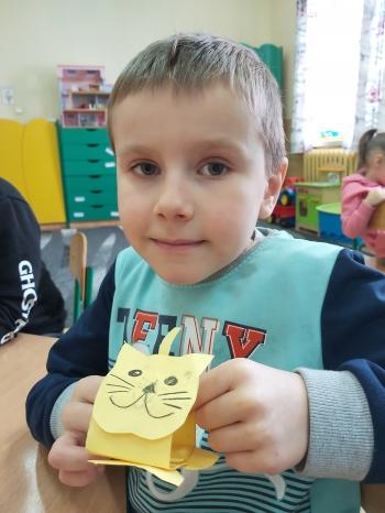 Dzień Kota w oddziale przedszkolnym (10)