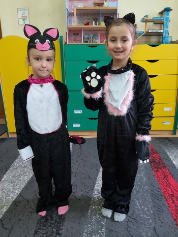 Dzień Kota w oddziale przedszkolnym (11)