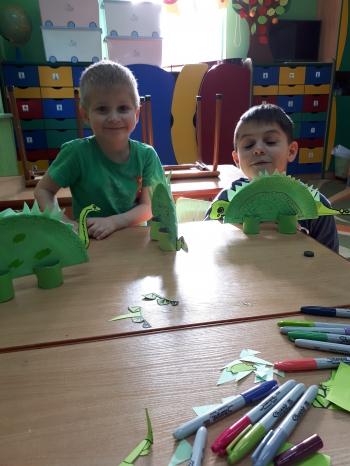Dzień dinozaura w świelicy (3)