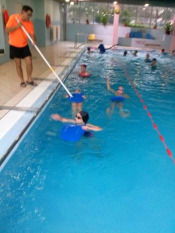 Pływam, sprawność zdobywam