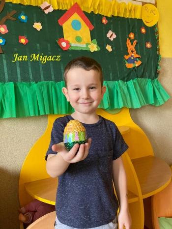 Wielkanocna pisanka - oddział przedszkolny (5)