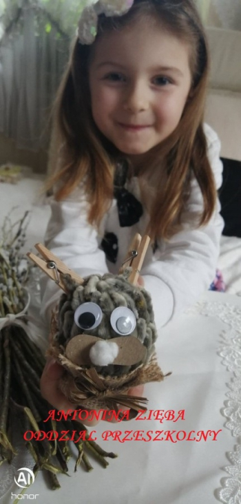 Wielkanocna pisanka - oddział przedszkolny (7)