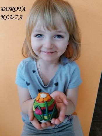 Wielkanocna pisanka - oddział przedszkolny (8)