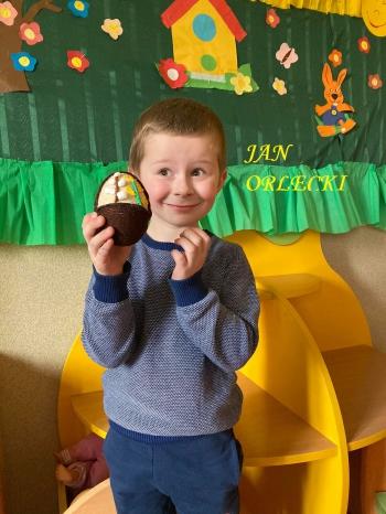 Wielkanocna pisanka - oddział przedszkolny (9)