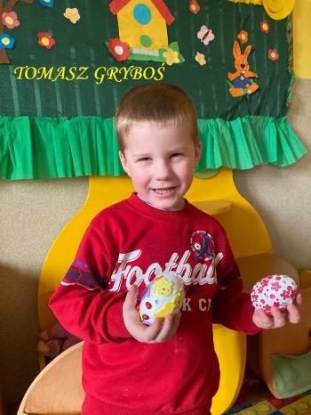 Wielkanocna pisanka - oddział przedszkolny (16)