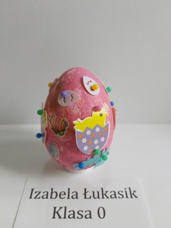 Wielkanocna pisanka - zerówka (8)