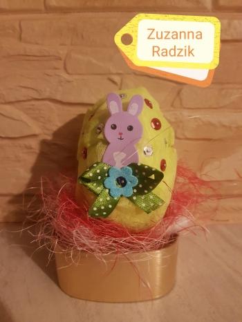 Wielkanocna pisanka - kl. I (4)