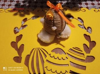 Wielkanocna pisanka - kl. II (2)