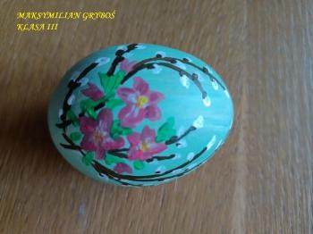 Wielkanocna pisanka - kl. III (1)