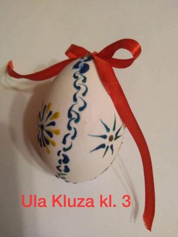 Wielkanocna pisanka - kl. III (13)