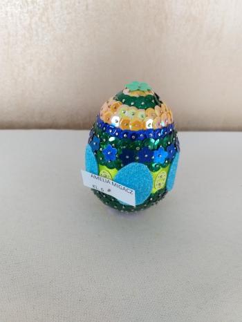 Wielkanocna pisanka - kl. VI (1)