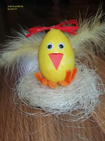 Wielkanocna pisanka - kl. VI (3)