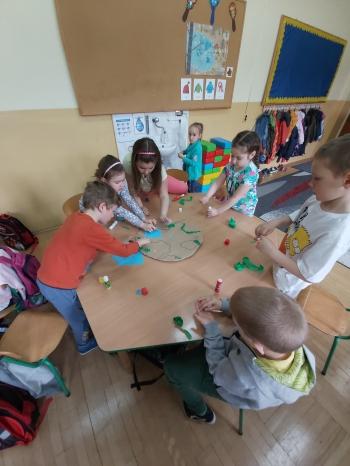 Dzień Ziemi w oddziale przedszkolnym (1)