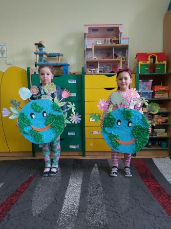 Dzień Ziemi w oddziale przedszkolnym (3)