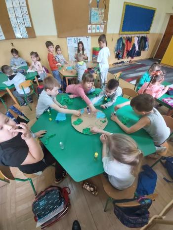 Dzień Ziemi w oddziale przedszkolnym (8)