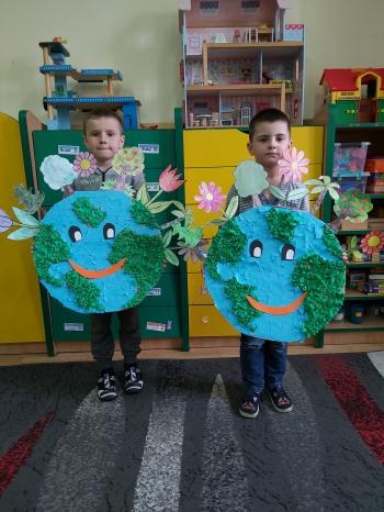 Dzień Ziemi w oddziale przedszkolnym (15)