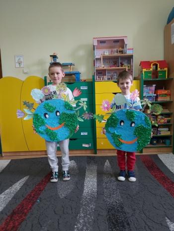 Dzień Ziemi w oddziale przedszkolnym (20)