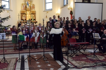 Charytatywny Koncert Kolęd - Stróże 2017.