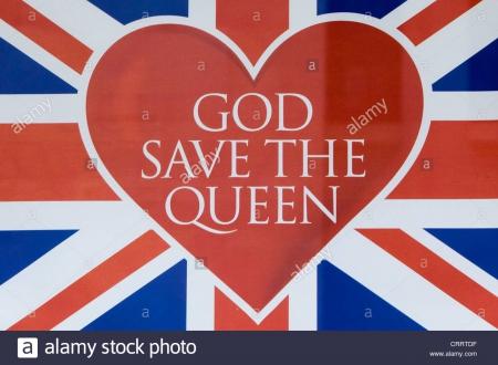God Save the Queen – sto lat dla Królowej Elżbiety!