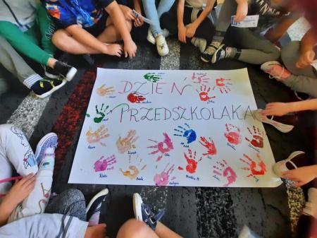 Ogólnopolski Dzień Przedszkolaka w naszej Szkole.